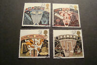 GB 1990 Commemorative Stamps~Astronomy~Very Fine Used Set~(ex fdc)UK Seller