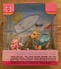 NEW & SEALED-Mattel 67388-Barbie-Dress-up Animaux-Beach Party