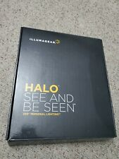 Illumagear Halo Hard Hat Light 360 Personal Lighting With Rechargeable Batteries