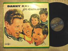 Danny Kaye – Danny Kaye For Children  - - LP