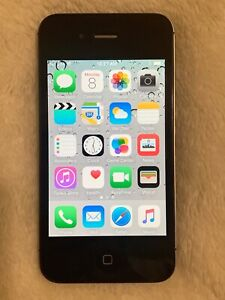 Apple IPHONE 4S - 32GB - Nero ( At&t ) Smartphone (MC919LL/A)