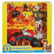 Imaginext Sky Racers Gift Set by Fisher-Price  -NEW READY TO SHIP
