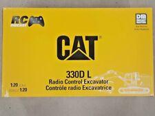 CAT 1/20 Scale RC 330D L Excavator RTR DCM28001 Brand New!!