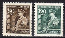 Germany / Bohmen und Mahren - 1944 Birthday Hitler Mi. 136-37 MNH