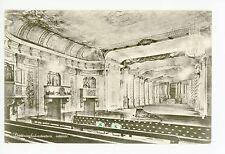 Drottningholmsteatern—Drottningholm Palace Theatre Interior—Antique Sweden 1920