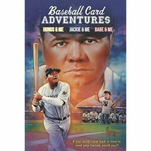 Baseball Card Adventures 3-Book Box Set: Jackie & Me, B - Multiple  #40293