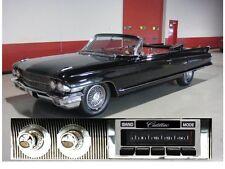 NEW USA-630 II* 300 watt 61-62 Cadillac AM FM Stereo Radio iPod USB Aux inputs
