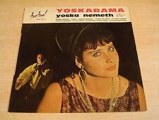 YOSKA NEMETH ET SON ORCHESTRE TZIGANE - YOSKARAMA / LP