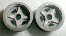 Vintage 1960's LOTUS REAR Wheels Tapered Axle 1 Pair COX Originial #13033 1/24