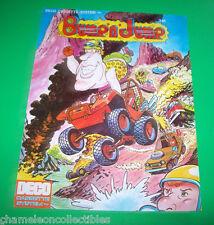 BUMP N JUMP By DATA EAST 1982 ORIGINAL VIDEO ARCADE GAME MACHINE SALES FLYER