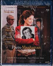 PARIS-MANHATTAN de Sophie Lellouche.  BLU-RAY. Tarifa plana en envío, 5 €
