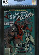 Amazing Spider-Man 344 CGC 8.5 Australian Price Variant Marvel Comics 1st Print