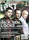 LOST OFFICAL MAGAZINE - 100 PAGE SEASON 5 SPECIAL EDITION - BEN-LCOKE-JACK #21A