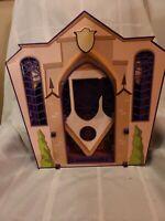 Monster High School Dolls Purple Portable Fold Up Playset 2011 Mattel Rooms