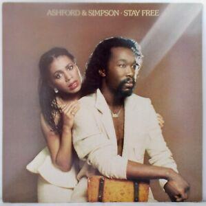 Ashford & Simpson - Stay Free  SCARCE 1979 UK LP