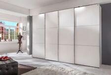 "Schwebetürenschrank ""Rubino III"" Schlafzimmer Alpinweiss 3 Türen 300x236x65 cm"