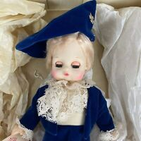 """Royal House of Dolls 14.5"""" Blue Prince R1321 Playmate For A Princess"""