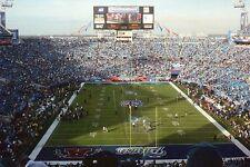 Super Bowl 39, Alltel Stadium Jacksonville Florida NFL Patriots Eagles, Postcard