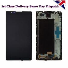 "Negro 5.5"" PARA LG X Max K240 MK6M Pantalla LCD Pantalla Digitalizador Conjunto UK"