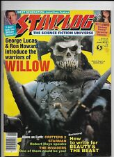Starlog Magazine  Lot of 2   Issue # 131 & 132  Willow ~