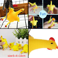 1Pcs Surprise Toy Anti Stress Squeeze Toys Chicken&Eggs Laying Hens Autism M Hu