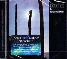 TANGERINE DREAM ricochet Remastered CD NEU OVP/Sealed
