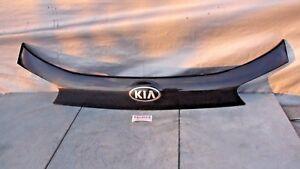2014-2017 Kia Rondo Hatch Tailgate Panel Piece Trim Cover OEM BLACK