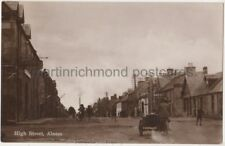 More details for high street alness, ross rp postcard b784