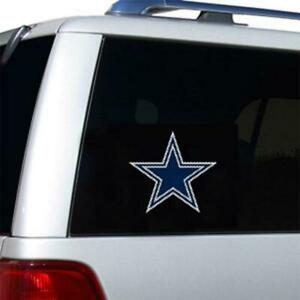 Dallas Cowboys Die Cut Window Film [NEW] NFL Sticker Decal Truck Car Cling