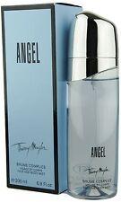 (50,00EUR/100ML) THIERRY MUGLER ANGEL 200ML FACE AND BODY MIST NEU OVP RARITÄT