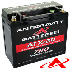 Antigravity Batteries YTX20 ATX20 20-Size Negative on the RIGHT 780CCA Battery
