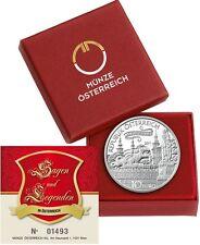 10 EURO AUTRICHE 2011 BE - LINDWORM A KLAGENFURT