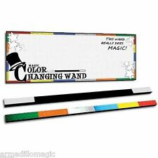 Color Changing Wand Stick - Stage Illusion - Kid Shows - Magic Trick