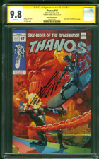 Thanos 17 CGC SS 9.8 Donny Cates Cosmic Ghost Rider Silver Surfer 4 Variant