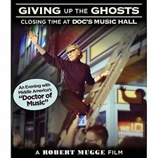 Giving Up the Ghosts Closing Time at Docs Music Blu-Ray 2015 Robert Mugge NEW