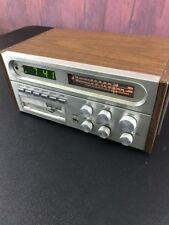 IMA Craig 1650 Cassette Player Alarm Clock Tested Working