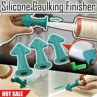 Silicone Caulking Finisher Tool Nozzle Spatulas Filler Spreader Tool Set H7