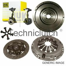 NEW FLYWHEEL, CLUTCH KIT & CSC FOR FORD FOCUS 1.6 TDCI