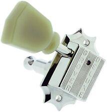 135N Guitar Tuner - Machine Head Nickel Plated Fits Epiphone Wildkat by Grover