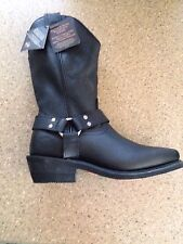 HARLEY-DAVIDSON  Mens 8.5 BOOTS NEW! HARRIS Cowboy Riding