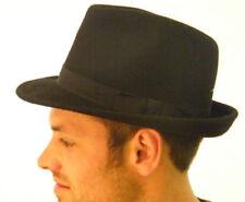 Chapeaux mous en feutre pour homme