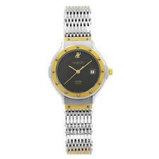Hublot MDM Clásico señora de oro amarillo de Acero Cuarzo Reloj de Damas 1390.100.2