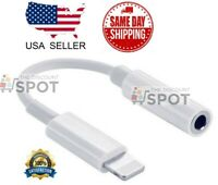 For Apple Lightning to 3.5MM Headphone Jack Adapter For iPhone 7 8 X XR 11 XS