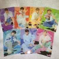 BTS JAPAN NEW ALBUM『MAP OF THE SOUL : 7 ~ THE JOURNEY ~』-CLEAR PHOTO CARD
