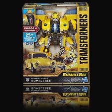 (ES) Transformers Hasbro Bumblebee Movie: Power Charge Bumblebee NEW