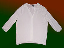 elegantes Damenshirt Blusenshirt Tunika Longshirt Bluse Viskose v.Callegari NEU