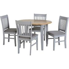 folding oval table chair sets for sale ebay rh ebay co uk