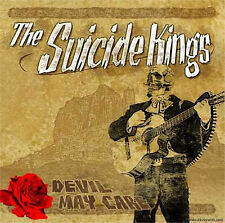 SUICIDE KINGS - DEVIL MAY CARE (CD) NEU Street Punk Punkrock Discipline Oi