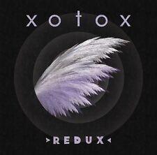 Xotox redux-LP/Black Vinyl-limited 200-handnumbered + signed Postcard