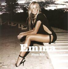 EMMA BUNTON - FREE ME - Promo Cd Single - 7 Remixes - MINT! baby spice girls